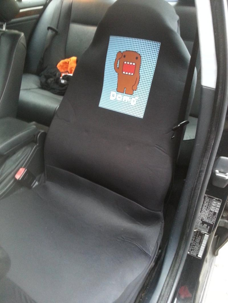 Domo Car Seat Cover 81001