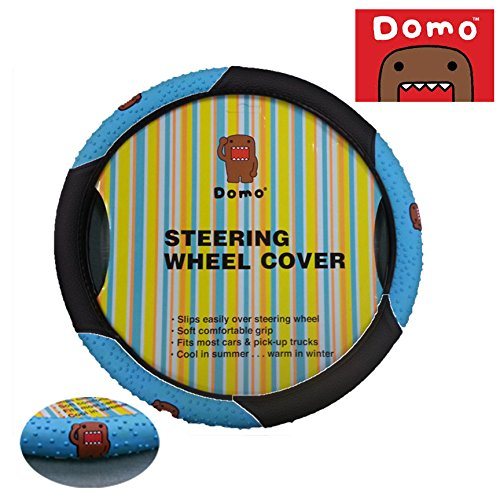 Domo PVC Steering Wheel Cover 81002