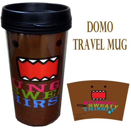 Domo Travel Coffee Mug 81008