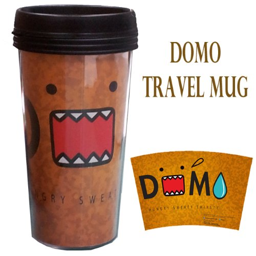 Domo Travel Coffee Mug 81009