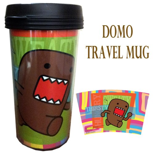 Domo Travel Coffee Mug 81010